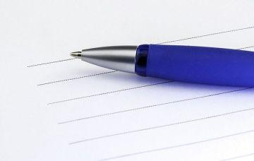Raccolta firme proposta di legge di iniziativa popolare
