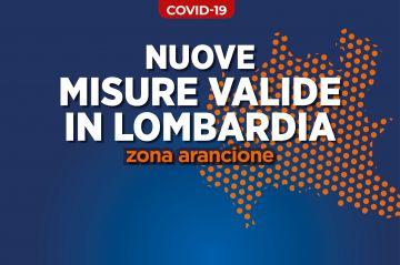 Coronavirus: Ordinanze di Regione Lombardia n. 675 e 676 dell\'8 Gennaio 2021