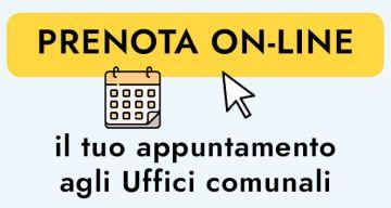 Appuntamenti con gli uffici comunali